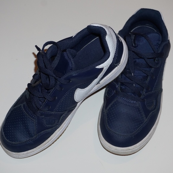 Nike Shoes | Boys Navy Blue Nike Tennis